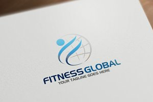 Fitness Global Logo