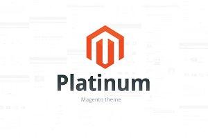 Platinum – Responsive Magento Theme