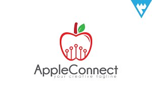 Apple Connect Logo