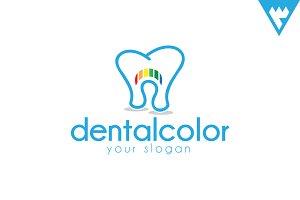 Dental Color Logo
