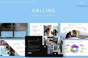 Calling - Keynote Template