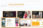 Childhood - Keynote Template
