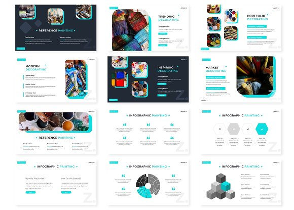 Illinoise - Powerpoint Template in PowerPoint Templates - product preview 2