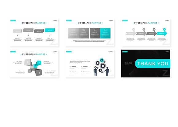 Illinoise - Powerpoint Template in PowerPoint Templates - product preview 3
