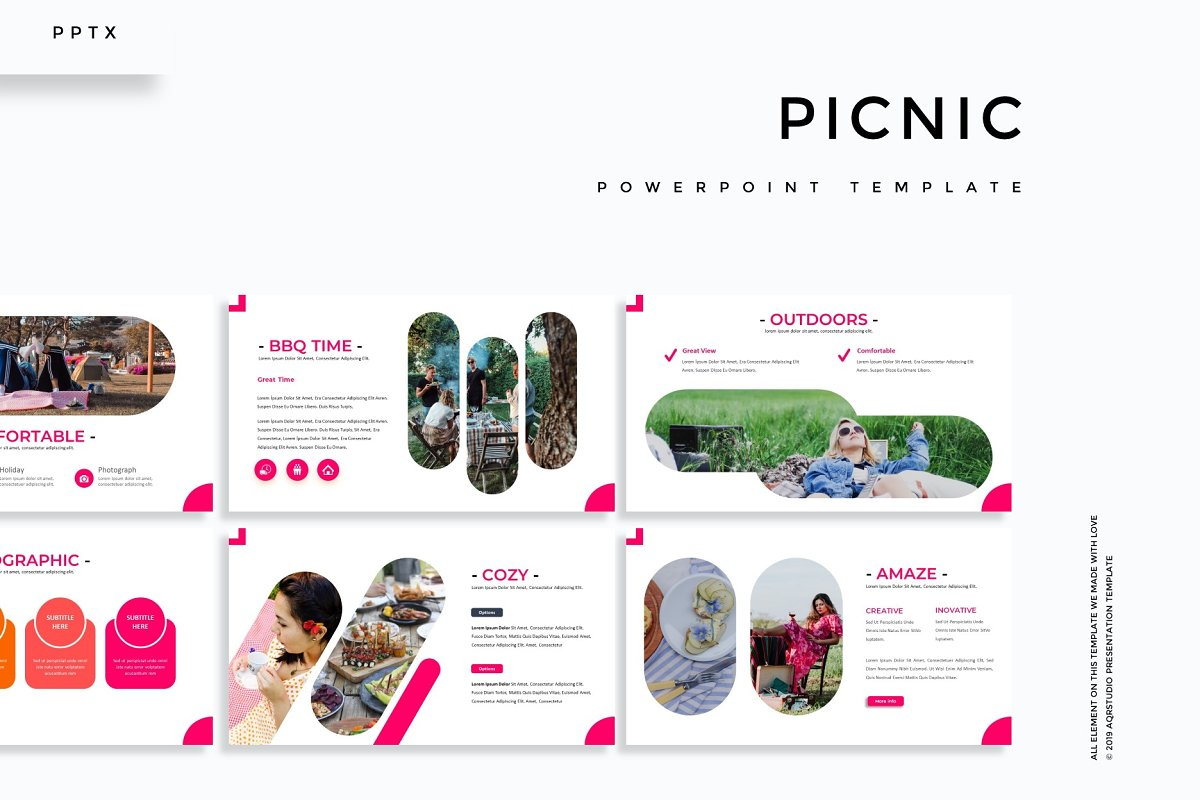 Picnic - Powerpoint Template