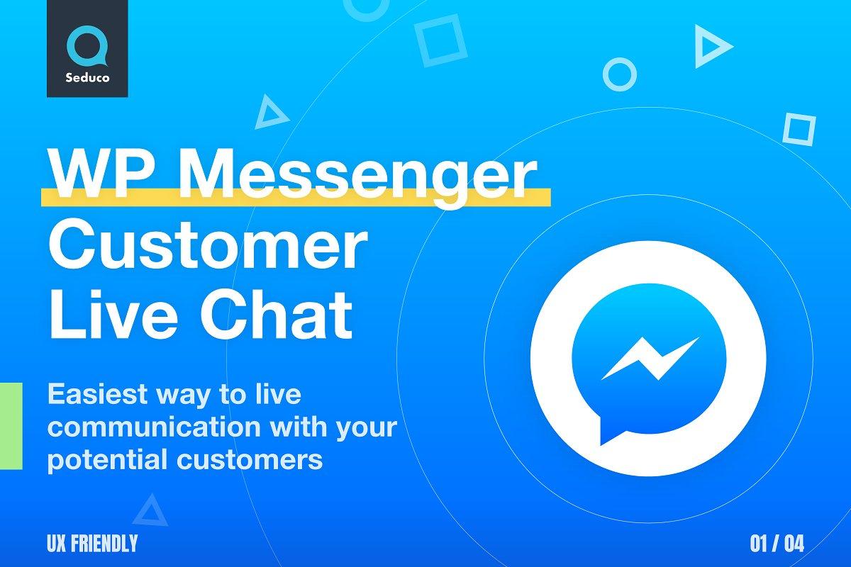 WP Messenger customer live chat