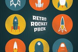Retro Rocket Pack