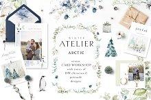 Arctic Winter Atelier