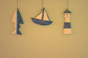 Beachy Decor