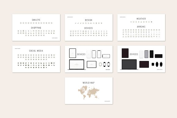 HAZEL Keynote Template in Keynote Templates - product preview 9