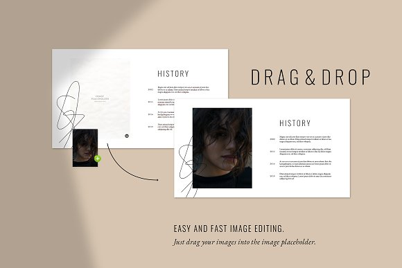 HAZEL Keynote Template in Keynote Templates - product preview 11