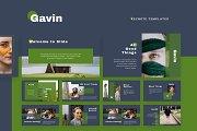 Gavin Creative Keynote Templates