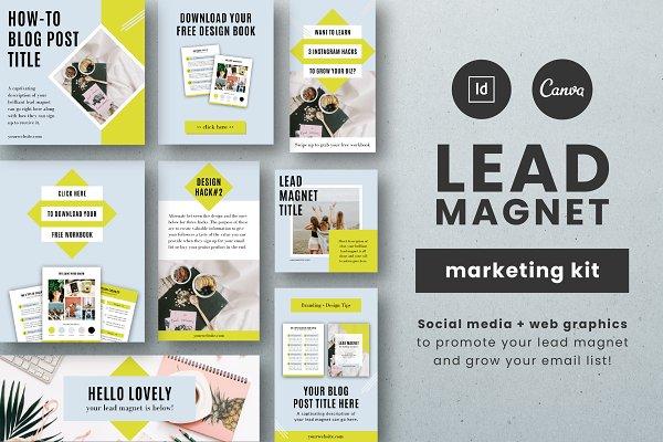 Lead Magnet Marketing Kit