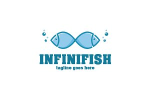 Infinity Fish Logo