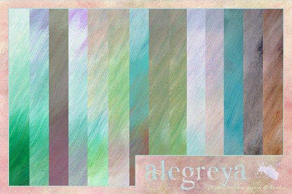 Graduate Digital Art Textures