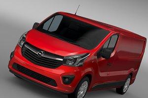 Opel Vivaro 2015 L2H1