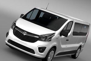 Vauxhall Vivaro Window Van 2015 L2H1