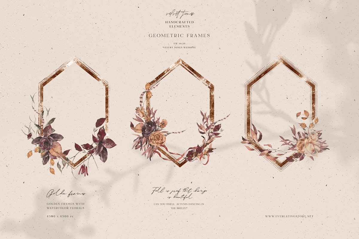 Dramatic Season Alphabet&Graphics in Illustrations - product preview 14