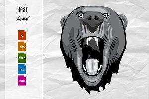 Aggresive Bear