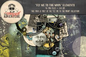 Fly Me To The Moon Elements