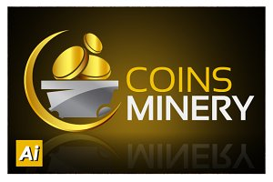 Minery Coins Logo