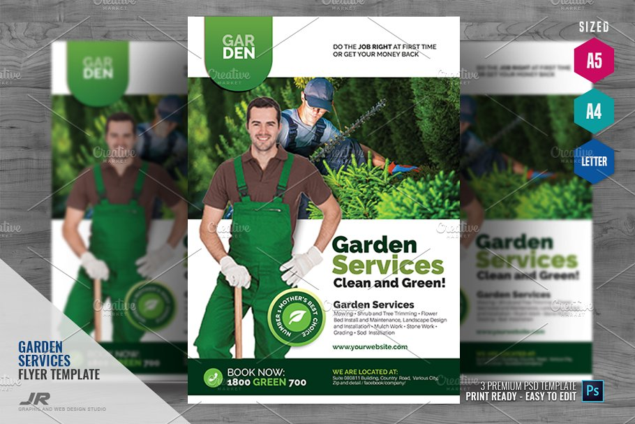 Landscaping and Gardening Service