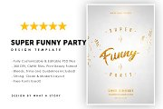 Super funny party
