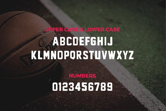 Athletica Sports Font in Display Fonts - product preview 1