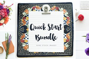 Quick Start | Stock Image Bundle