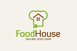 Food House Logo