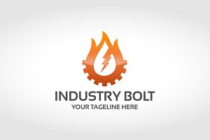 Industry Bolt Logo