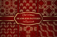 Christmas seamless patterns vol.1