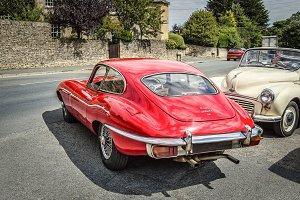 Classic sport cars
