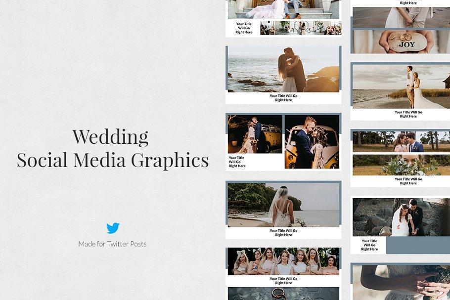 Wedding Twitter Posts