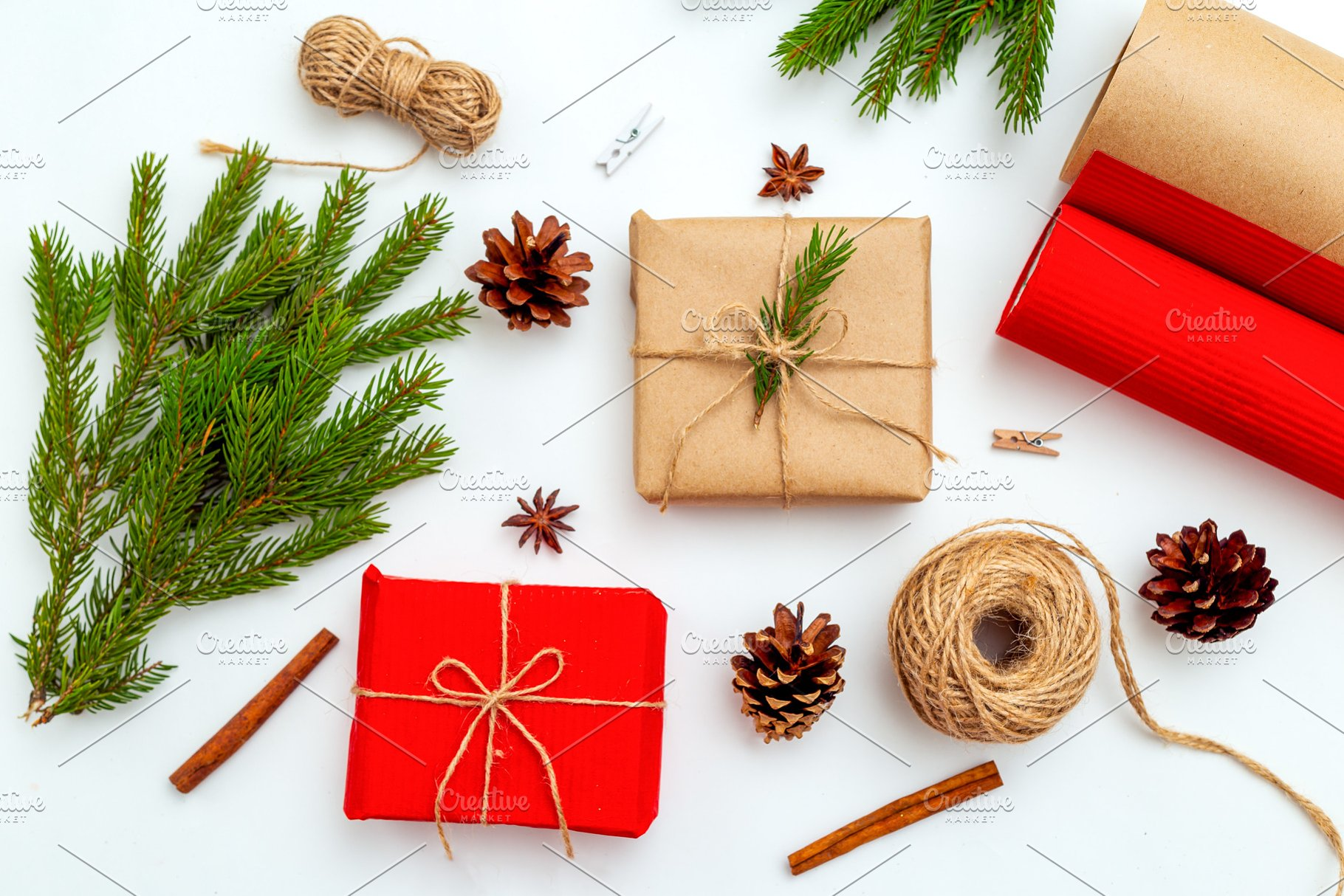 Christmas Gift Box Zero Waste
