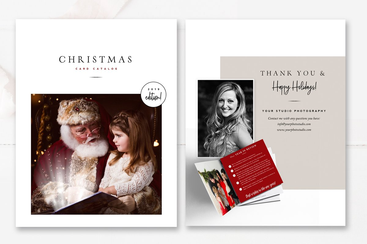 Product Catalog Template PSD in Magazine Templates - product preview 8