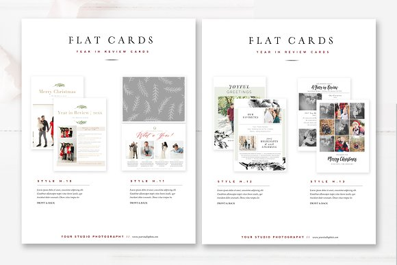 Product Catalog Template PSD in Magazine Templates - product preview 2
