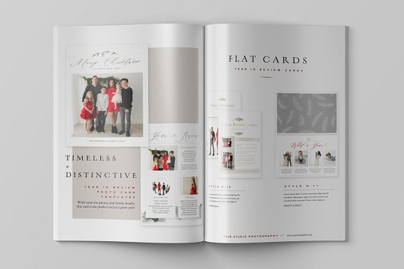 Product Catalog Template PSD in Magazine Templates - product preview 4