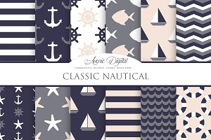 Classic Nautical Patterns