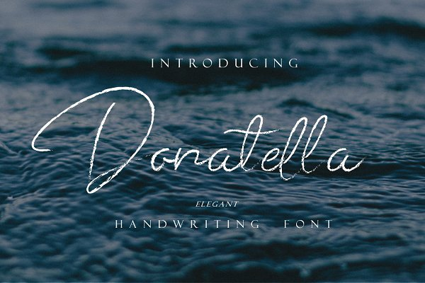 Donatella - Handwritten Signature