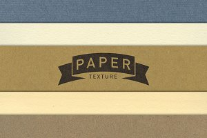 Paper Texture - 5 Pack