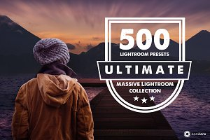 The Ultimate Lightroom Preset Bundle