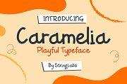 Caramelia - Playful Children Font
