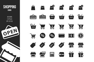 Simple Shopping Elements
