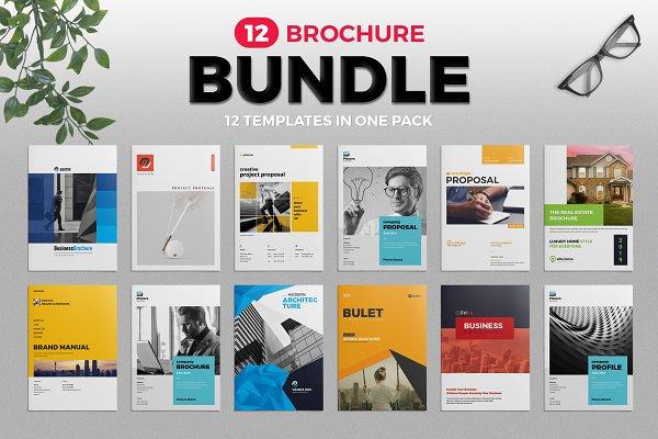 Brochure/Proposal/BrandManual Bundle