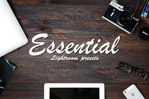 Essentials Lightroom Presets