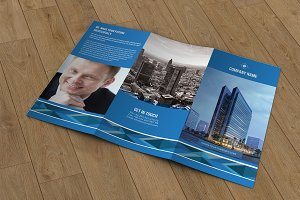Trifold Corporate Brochure-T205