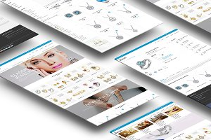 Jewelry-Responsive Prestashop Theme