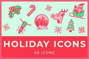 Holiday Vector Icons