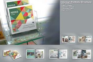 Indesign Portfolio Brochure-V207